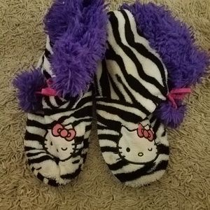 c0855c996 Hello Kitty Slippers for Women | Poshmark